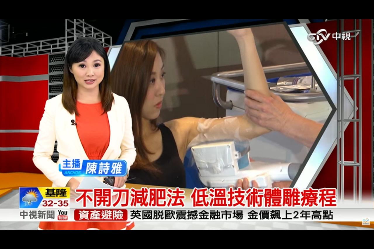 中視新聞-不開刀減肥法